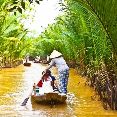 Jour 10: le Delta du Mékong