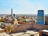 Les 3 joyaux d'Ouzbékistan