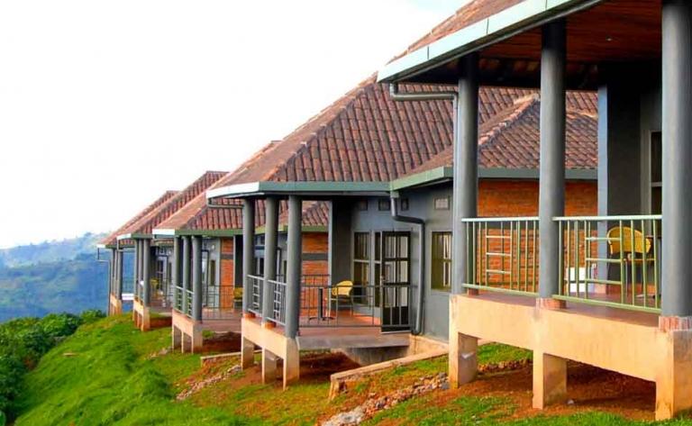 Hotel Parc de Nyungwe