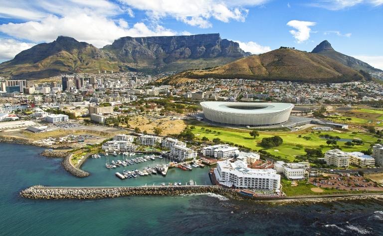 Bienvenue en Afrique du Sud