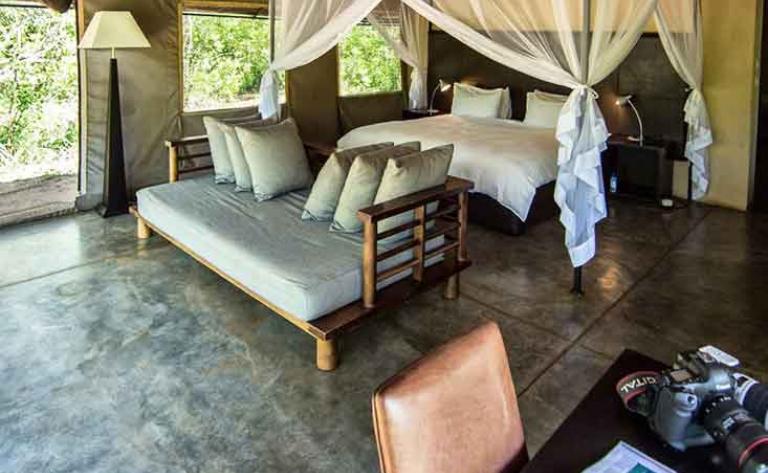 Hotel Réserve de Manyaleti