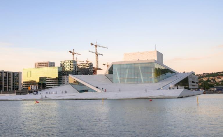 A l'Opéra d'Oslo