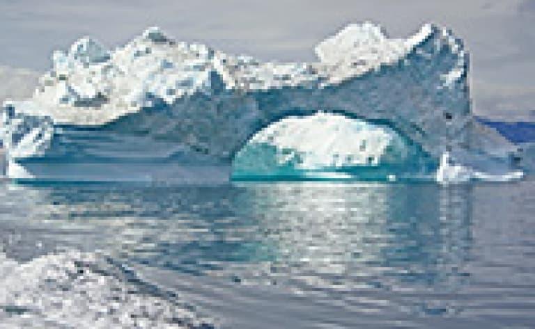 Croisière entre les icebergs à Tasiilaq
