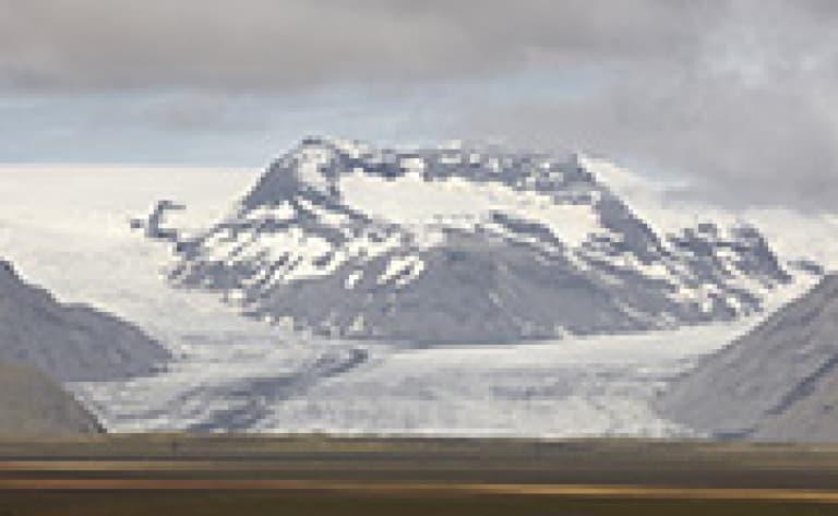 Croisière jusqu'à Twin Glacier