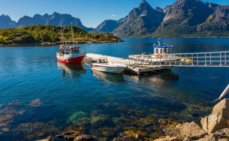 Découverte des villages de pêcheurs