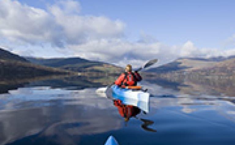 Kayak à Isafjödur