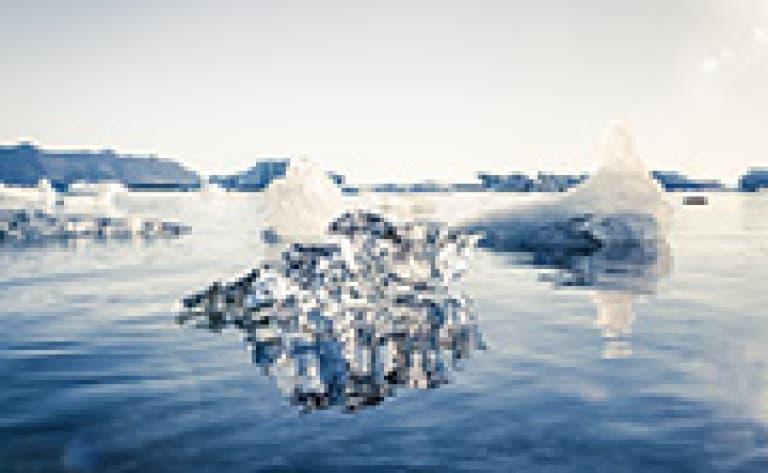 La côte sud jusqu'au lac glaciaire de Jökulsarlon