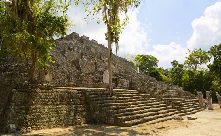 Le monde perdu de Calakmul