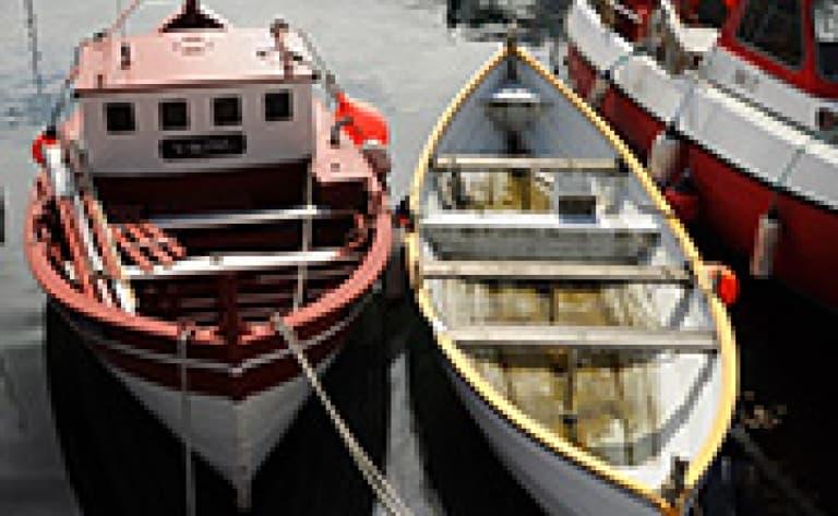 Musée des pêcheurs français à Fáskrúðsfjörður