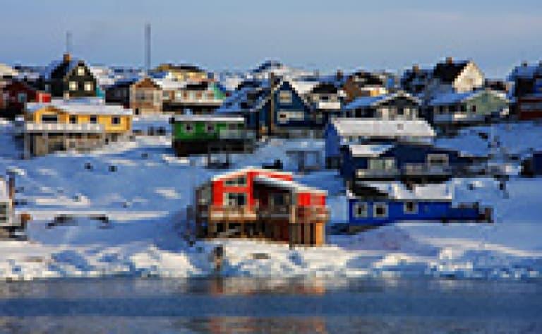 Une journée au Groenland