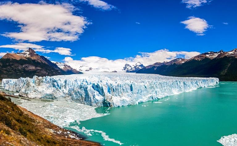 Envol vers El Calafate, la ville des glaciers