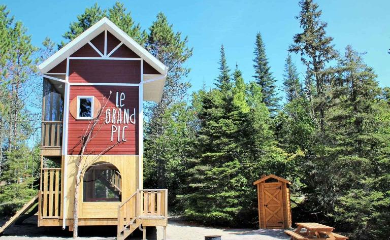 Hotel Parc Nature de Pointe-aux-Outardes