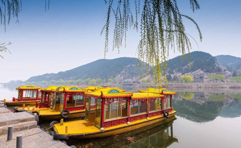 En route pour Luoyang