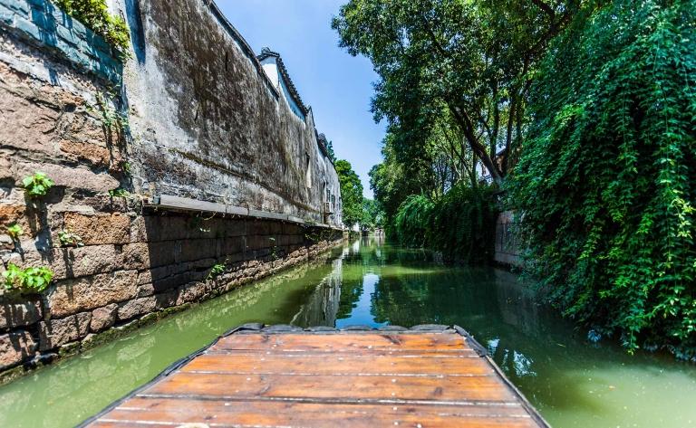 Jardins enchanteurs de Suzhou