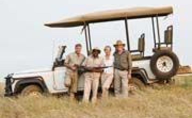 Safari en 4x4 au Kenya