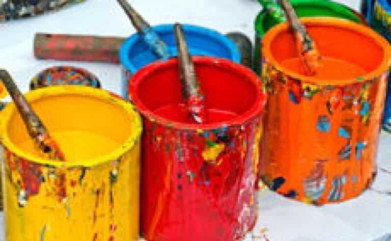 Initiation peinture
