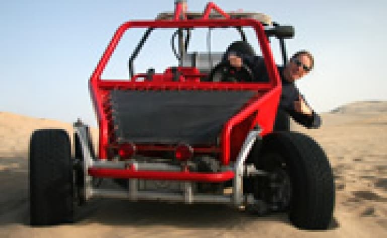 Buggy à Huacachina