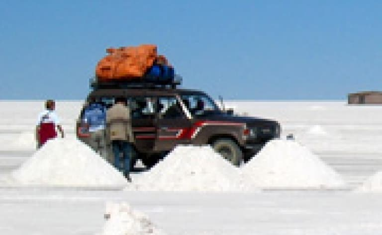 Safari à Uyuni