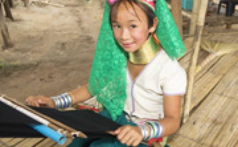Rencontre avec des minorités ethniques (Birmanie )