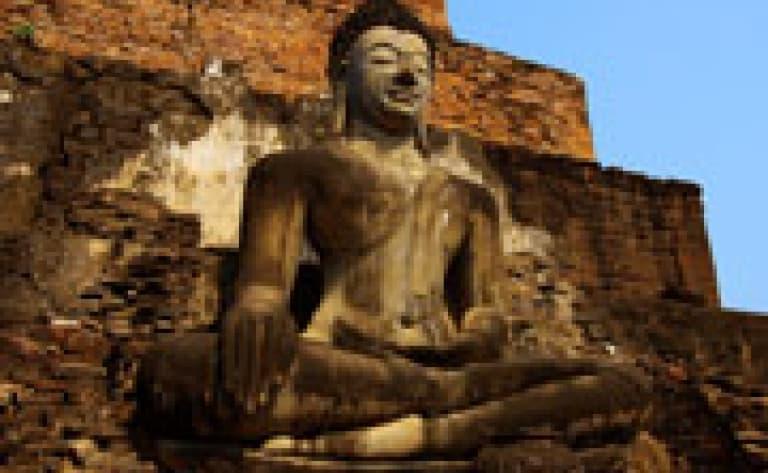 Sukhothai à vélo