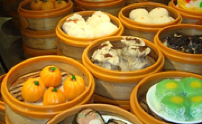 Cours de pâtisserie Chinoise (Hong Kong)