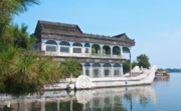 Croisière sur le lac Kunming