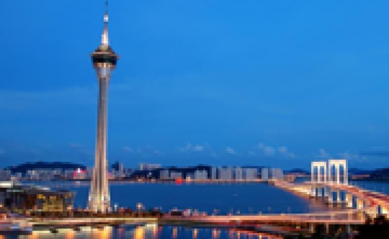Dîner à la Macao Tower