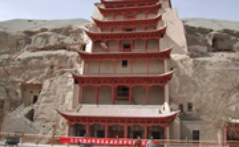 Grottes de Mogao (Dunhuang)