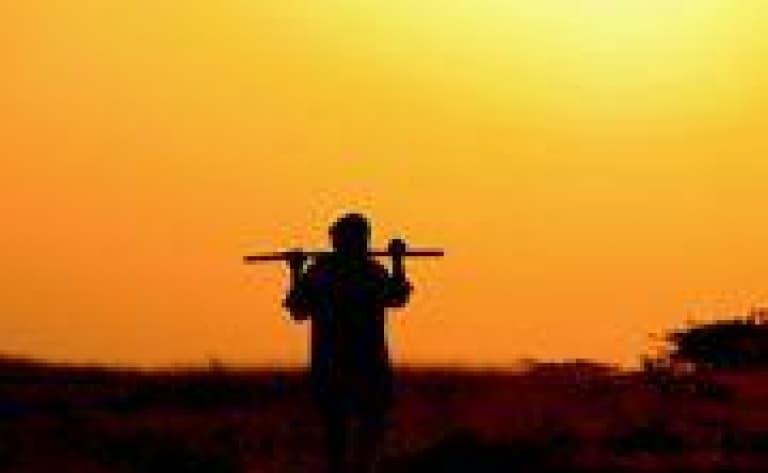 Excursion Eklinji-Nagda au coucher du soleil