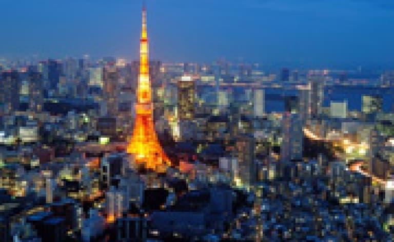 Tokyo afternoon visit