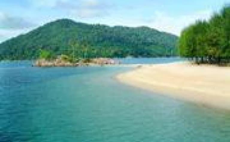 A l'extrême nord de Bornéo