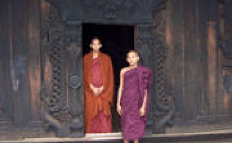 Nuit dans un monastère