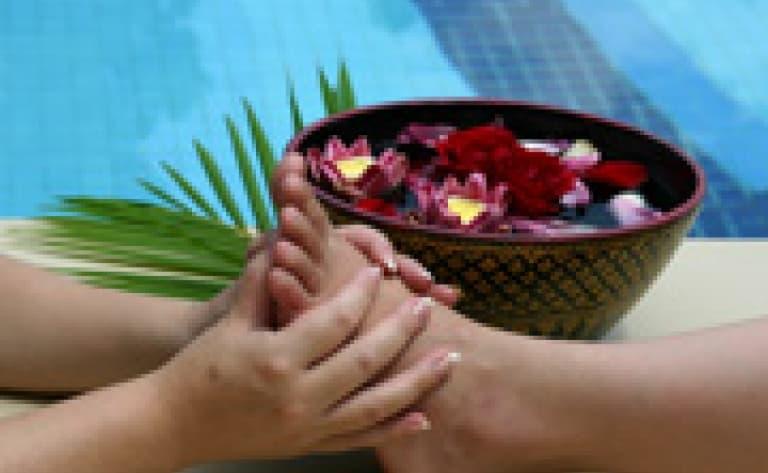 Séance de massage à Hanoi