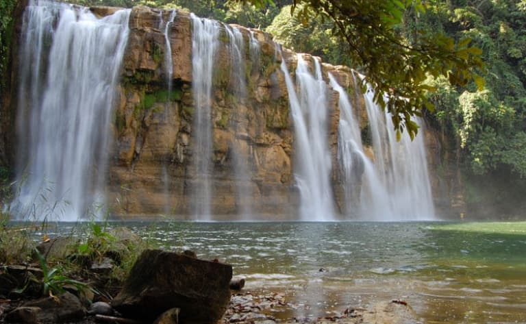 La cascade de Pagsanjan