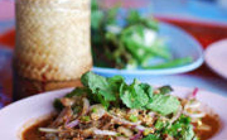 Cours de cuisine Thaïe