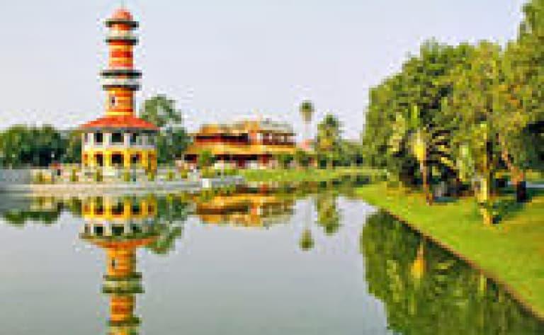 Croisière entre Bang Pa In et Ayutthaya