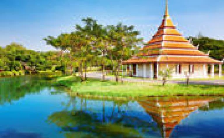 Croisière sur le Lac de Thaleh Noi