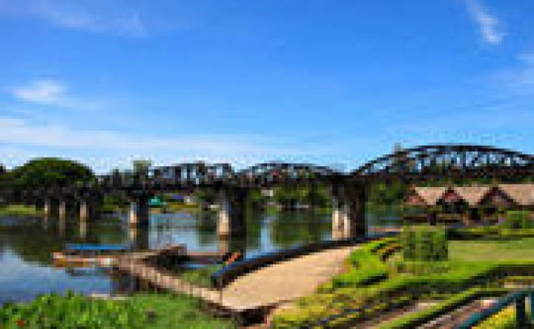Croisière sur la Rivière Kwai