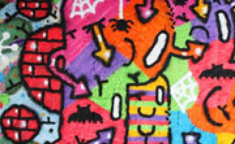 New York Underground, l'univers du Graff'
