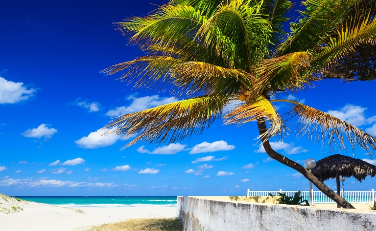 La plage paradisiaque de Varadero