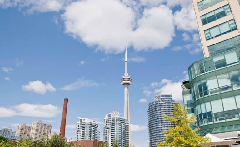 Envol pour Toronto