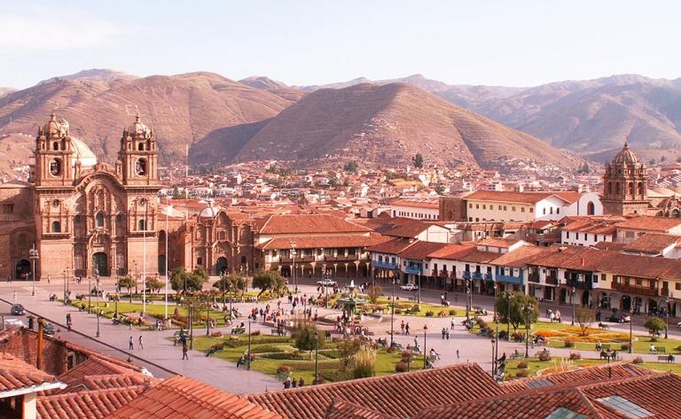 De Lima à Cusco