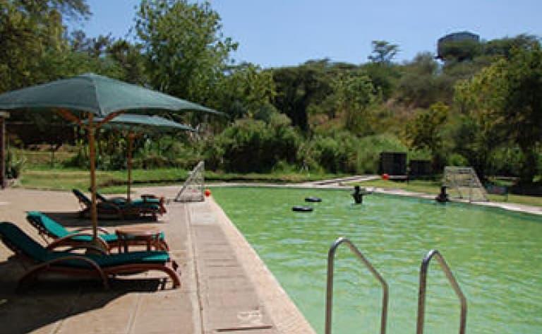 Hotel Lake Bogoria National Park