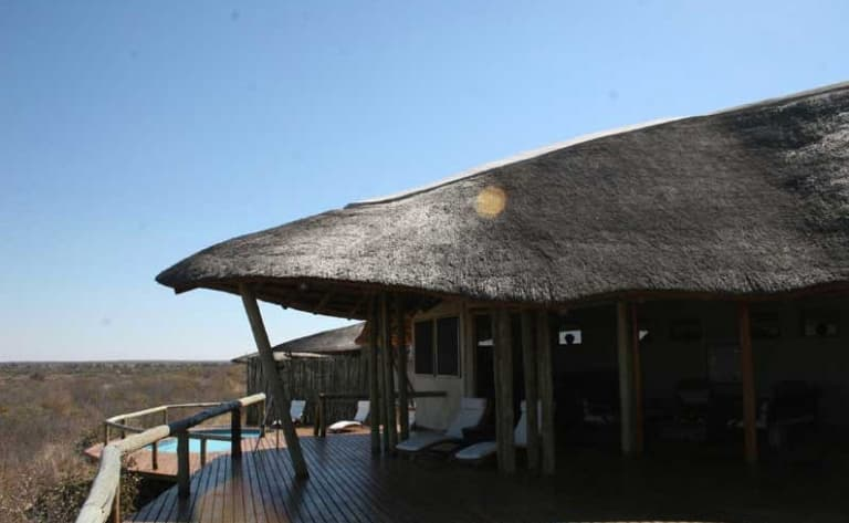 Hotel Central Kalahari Game Reserve