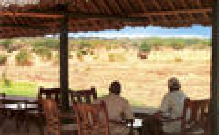 Hotel Tsavo East National Park