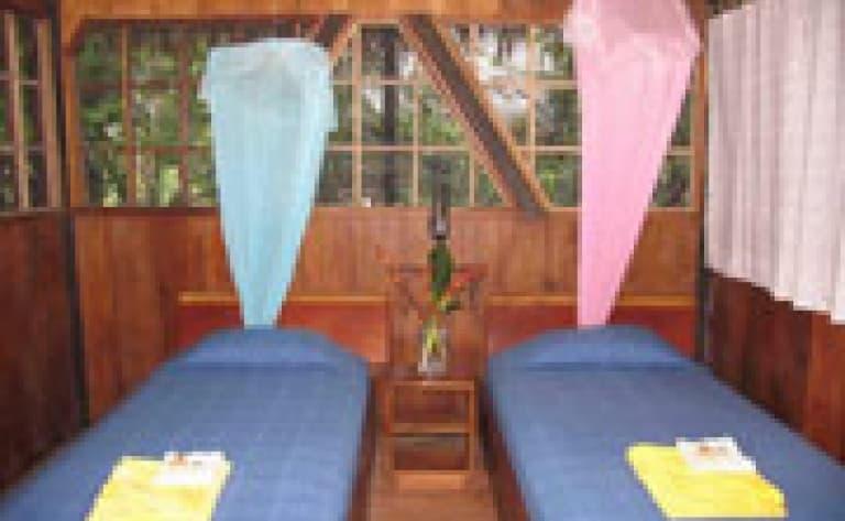 Hotel Réserve de Cuyabeno Amazonie