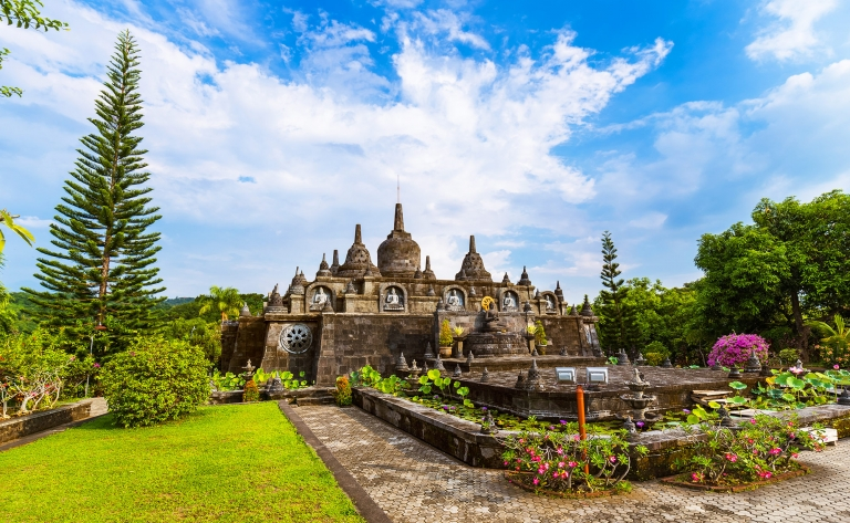 Secrets du nord Bali