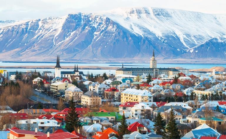 Découverte de Reykjavik à votre rythme