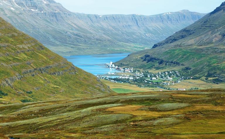 Les majestueux Fjords de l'Est