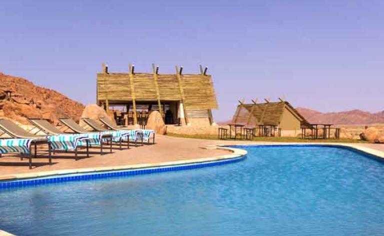 Hotel Namib Naukluft Park